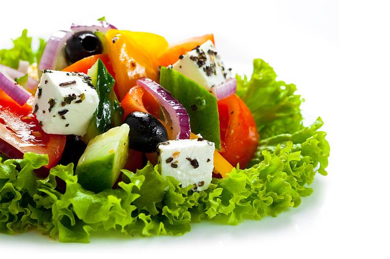 греческий салаты с фото